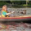 Adirondacks Forked Lake Jenna Paddling June 2008