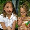 Amelias Birthday Jenna and Amelia June 2008