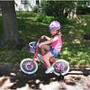 Delmar NY May 2005 Jenna Riding Bike 1