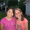 Jenna and Maho July 2009
