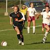 Bethlehem JV Soccer 9-26-13 Vs Colonie Jenna Bessette Starts the Attack