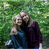 New salem NY Thatcher Park May 2015 Indian Ladder Trail Jenna and Hayley