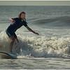 Avalon NJ August 2015 Jenna Surfing Lesson with Brett 9