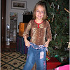 Christmas 2005 Jenna With Jeans