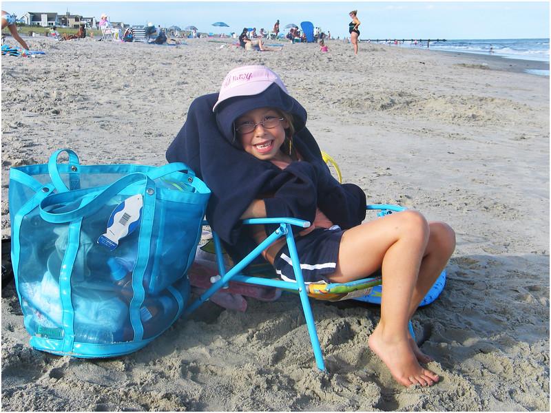 Jenna Bessette Avalon Beach 12 August 2005