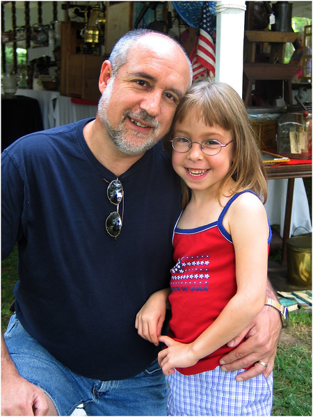 Jenna Bessette and Tom Cape May NJ July 11 2004