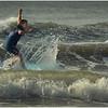 Avalon NJ August 2015 Jenna Surfing Lesson with Brett 7