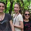 Puerto Rico El Yunque  Olivia Noonan, Jenna, Callie Noonan 1 February 2012