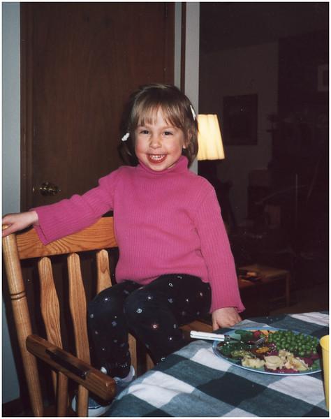 ADelmar NY Christmas Jenna Dinner December 2001