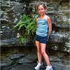 Watkins Glenn July 2007 Jenna in the Gorge 1