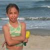 Jenna Bessette Avalon Beach Playing 6 July 2008