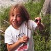 Forked Lake June 2006  Jenna Fishing 3