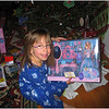 Jenna Bessette and Present Christmas 2004