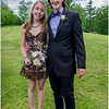 Clarksville NY Senion Ball Pix Jenna Bessette and Timmy Rickert 1 June 2017