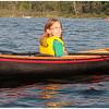 Adirondacks Forked Lake Jenna Paddling 2 June 2008