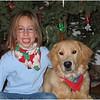 Christmas 2005 Jenna and Brody 1