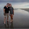 Avalon NJ August 2015 Kim and Jenna on the Beach 1