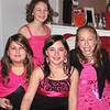 New Years 2010 Catherine Jennings, Michaela Ortali, Maddie Blackburn, Jenna