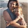 Avalon NJ Kim and Jenna Beach 1 July 2000