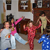 Jennas 8th Birthday Party March 2007 Dance Group