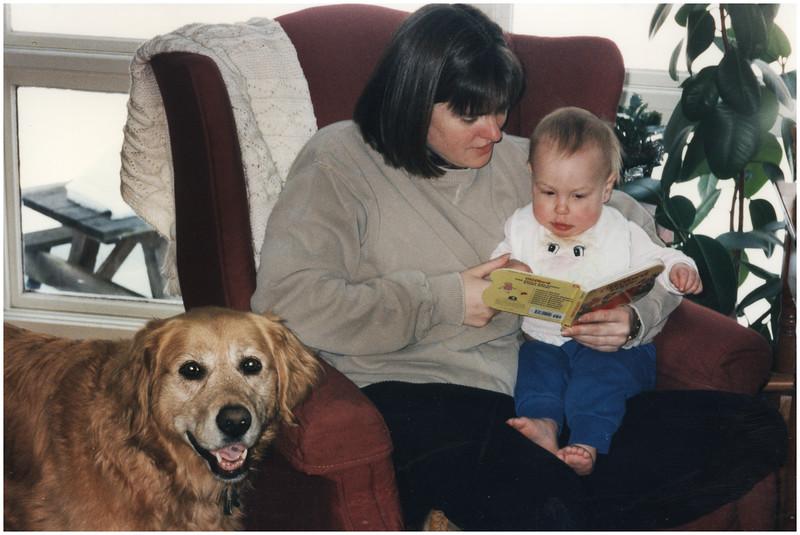 ADelmar NY Christmas Jenna Kim Reading February 2000