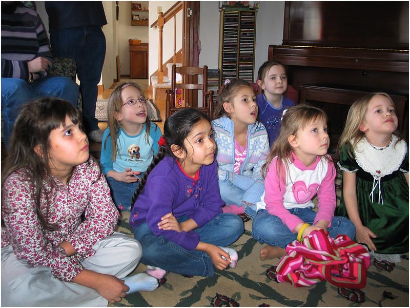 Jenna's Birthday February 2005 Group 2