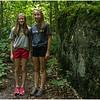 Adirondacks Blue Mountain Lake Cascade Pone Trail Maddy Jenna July 2012