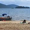 Long Lake NY North Beach Elena Jenna 1 June 2005
