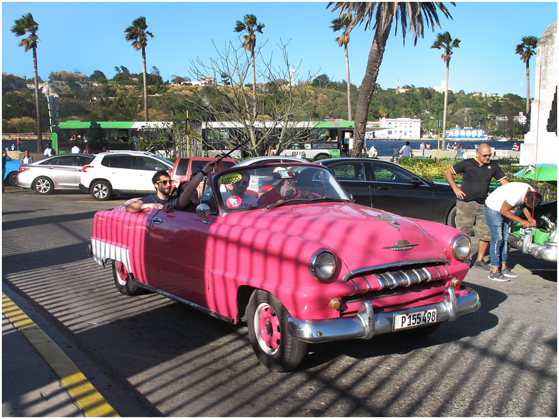 Kim Cuba Old Car 11 March 2017