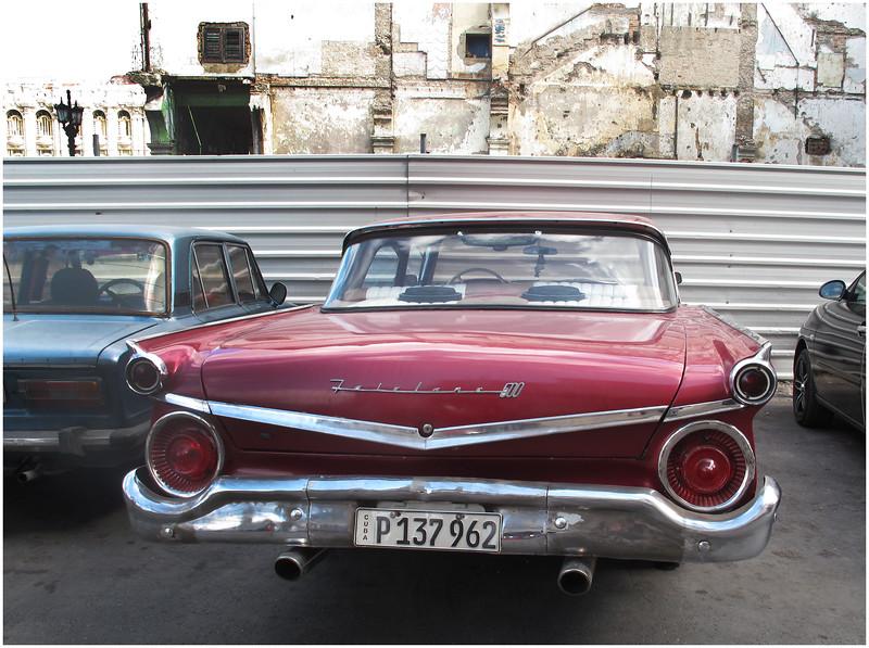 Kim Cuba Old Car 7 March 2017