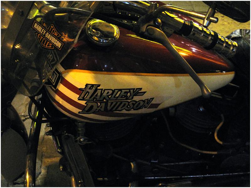Kim Cuba Harley 1 March 2017