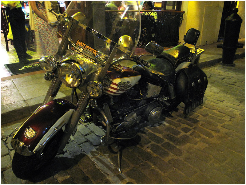 Kim Cuba Harley 2 March 2017