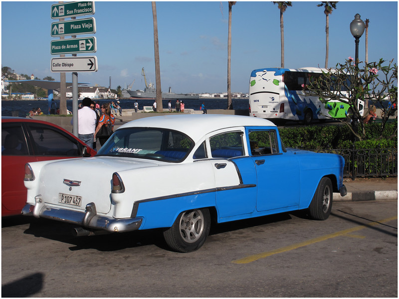 Kim Cuba Old Car 10 March 2017