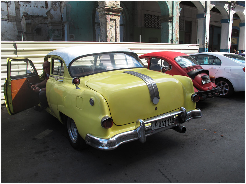 Kim Cuba Old Car 6 March 2017