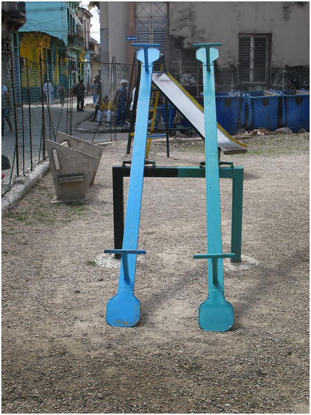 Kim Cuba Playground 2 March 2017