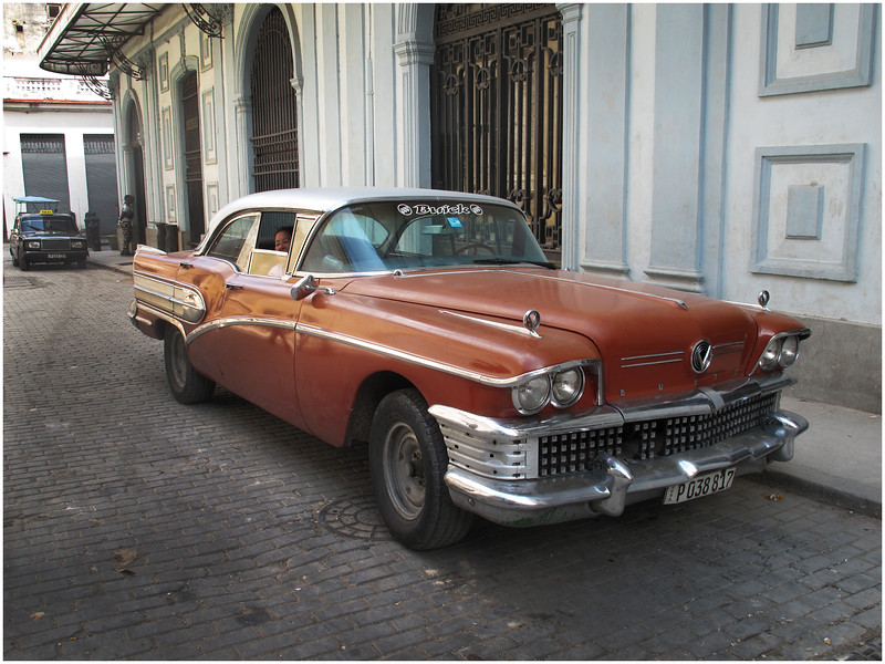 Kim Cuba Old Car 8 March 2017