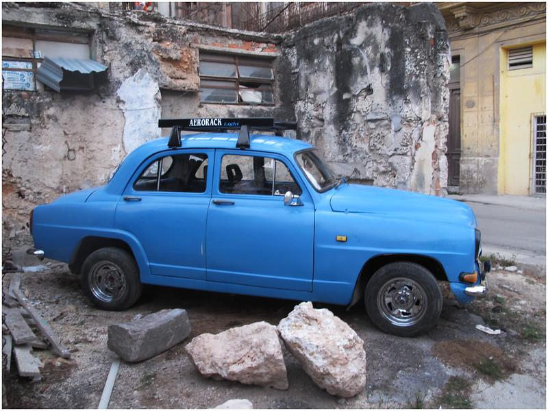 Kim Cuba Old Car 4 March 2017