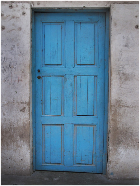 Kim Cuba Doorway 2 March 2017