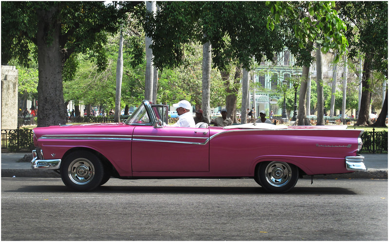 Kim Cuba Old Car 9 March 2017