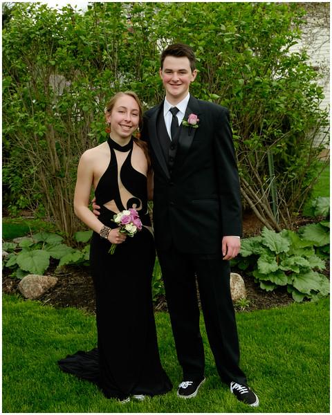Jenna and Timmy 1 Prom 2016