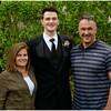 Katie, Timmy, Pete Rickert, Prom 2016