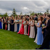 At Miranda's  Big Group 1 Prom 2016