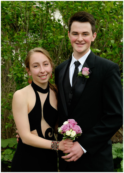 Jenna and Timmy 3 Prom 2016