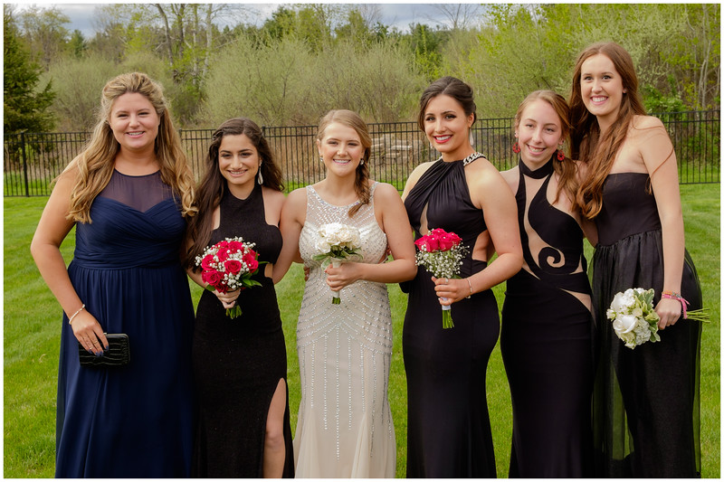 Catherine, Serena, Hayley, Callie, Jenna and Delaney 2 Prom 2016