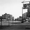 Schenectady NY Erie Blvd  north towards State St  1964