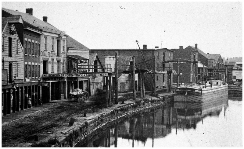 Schecectady Erie Canal