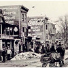 Schenectady NY Lower Broadway circa 1900