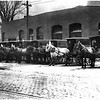 Troy NY Lansingburg Freihofers Deliver wagons circa 1940's