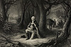 Washington in Prayer at Valley Forge