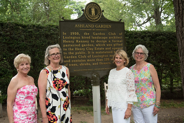 Historic Marker Dedication